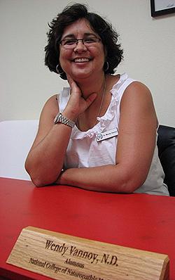 Dr. Wendy Vannoy